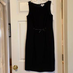 Liz Claiborne Size 8 Dress with Tie Detail